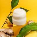 Sorbet citron jaune